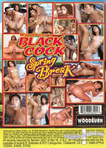Black cock spring break