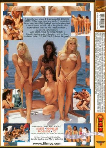 Big boob boat ride 1 cover