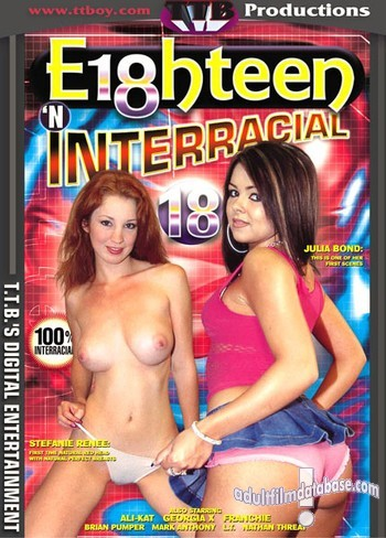 interracial Eighteen and