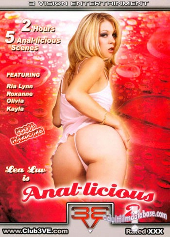Anal-Licious 2