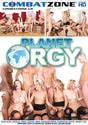 Planet Orgy box cover