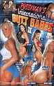 Pussyman's International Butt Babes 2 box cover