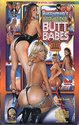 Pussyman's International Butt Babes 3 box cover