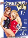 Strap-On Sally 17 - Gina Straps It On box cover