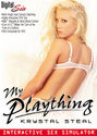 My Plaything - Krystal Steal box cover