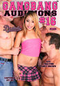 Gangbang Auditions 16 box cover