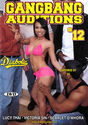 Gangbang Auditions 12 box cover