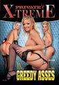 Private Xtreme 23 - Greedy Asses box cover