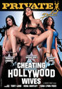 Private Gold 107 - Cheating Hollywood Wives box cover