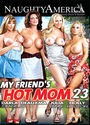 My Friend's Hot Mom 23 box cover