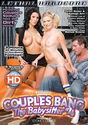 Couples Bang the Babysitter 4 box cover