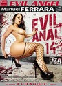 Evil Anal 14 box cover