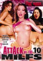 Attack of the MILFS 10 box cover