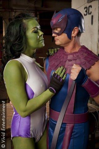 Hulk xxx she