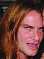 Portrait of Evan Stone