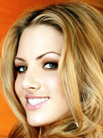 Portrait of Teagan Presley