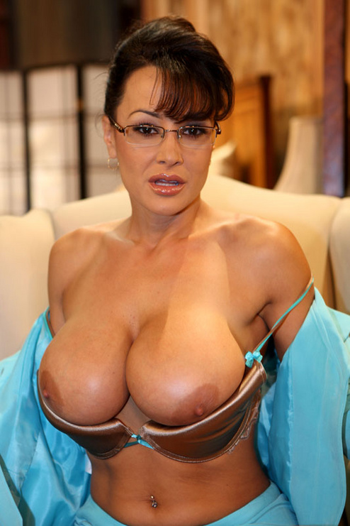 Lisa Ann in Whos Nailin Palin 2 - Hustler