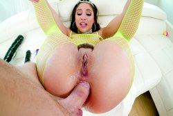 Abella: Squirting, Gaping, A2M Sodomy