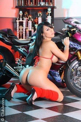 Bad girls behind bars nude